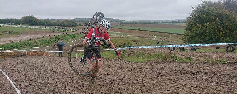 NFCC Cyclocross bike carry